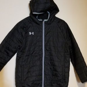 Under Armour Youth XL Loose Jacket Coat